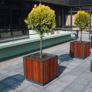 Mobile Gärten & Pflanztröge